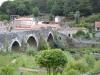 путь от Santiago De Compostella до Финистеры