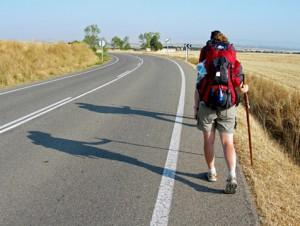 путь сантьяго пешком